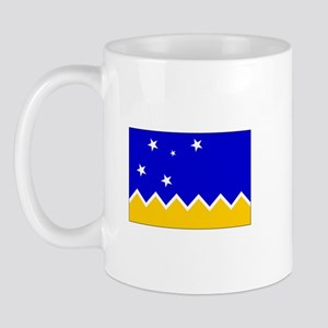 Magallanes Chile Flag Mug